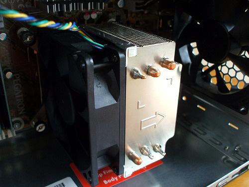 HPE 390jp のプロセッサ