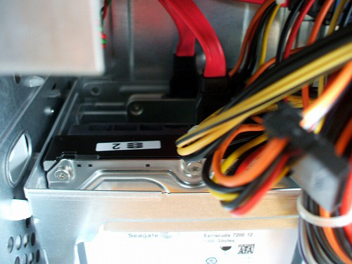 HPE 390jp ハードドライブ
