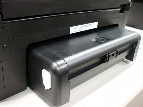 HP C310c の背面