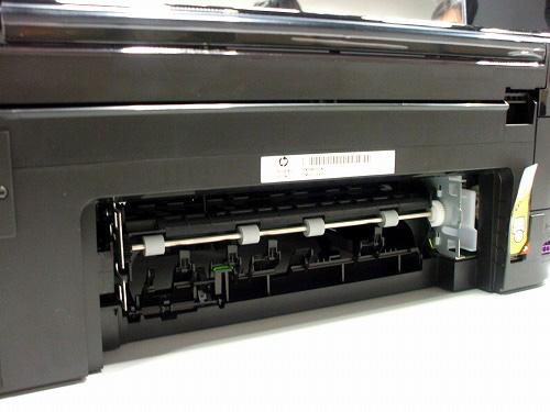 HP C310c の構造