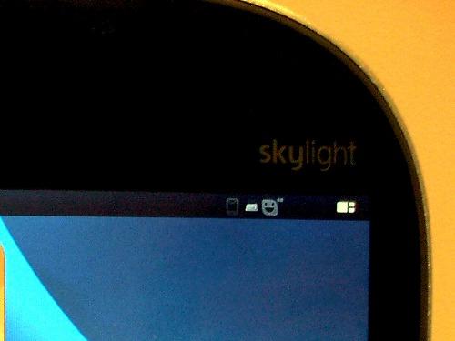 Skylight ロゴ
