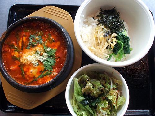 プリプリ海老とチーズの純豆腐&通の食べ方セット