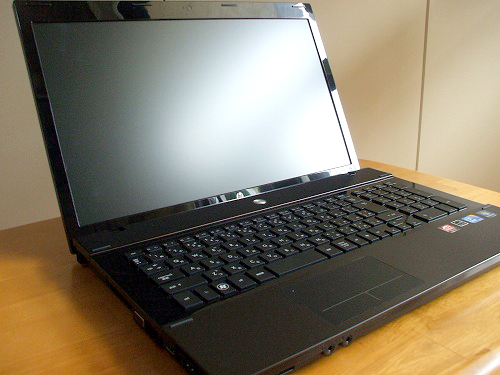 ProBook 4720s ディスプレイ