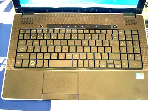 Critea DX キーボード