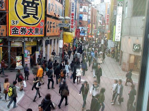 渋谷にオープンした青山