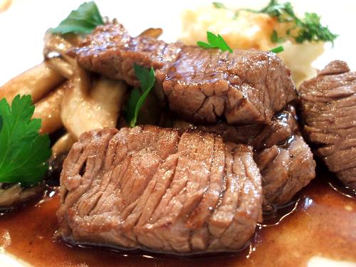 牛フィレ肉