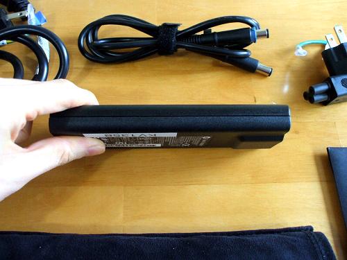 HP ENVY14 スリムACアダプター