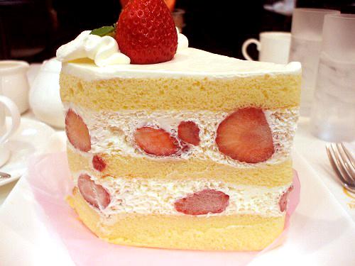 ダブルショートケーキ全体