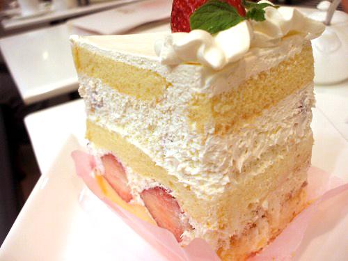 ダブルショートケーキ斜め