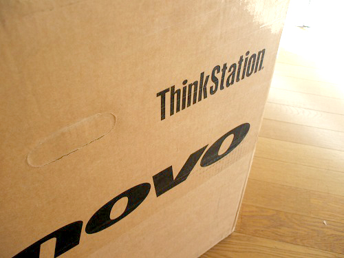 ThinkStation S20