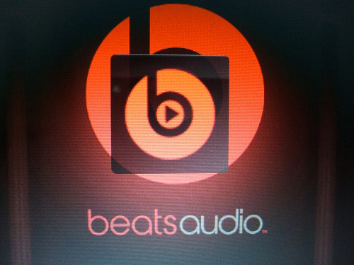 Beats Audioオン