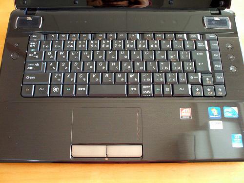 IdeaPad Y560 キーボード