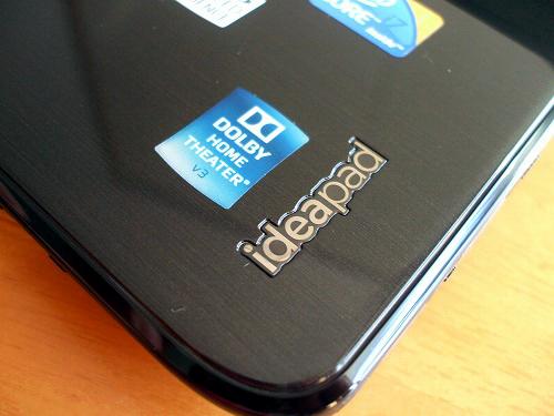 IdeaPad のロゴ