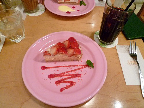 苺のタルトセット