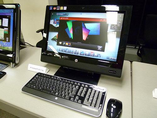 HP TouchSmart 310PC