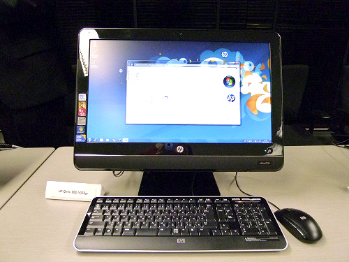 HP Omni 200