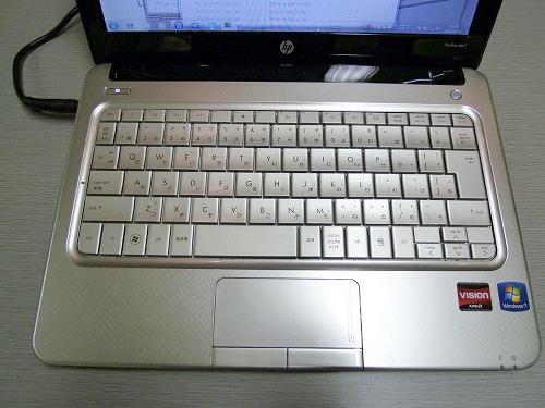 dm1aのキーボード
