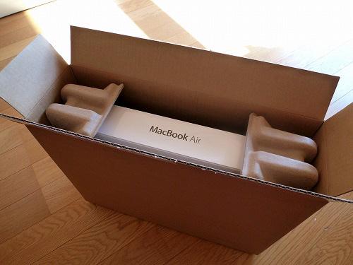 箱を開けると
