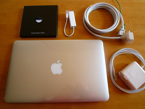 MacBook Air������ʪ