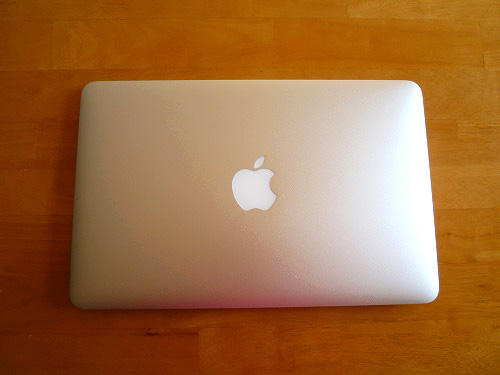 MacBook Air天板