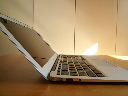 Core 2世代のMacBook Air