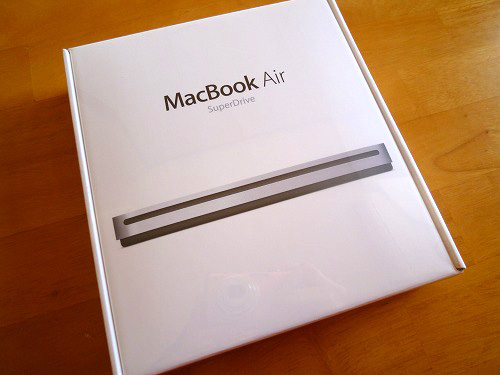 MacBook Air SuperDrive��Ȣ