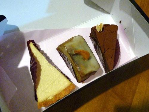 BIO Cafeのケーキ