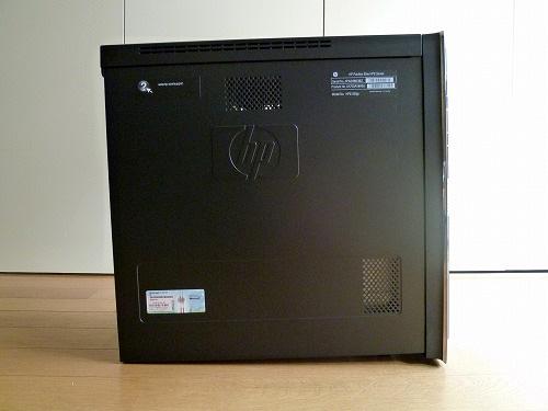 HPE 590jp 左側面