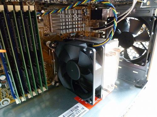 CPU&クーラー