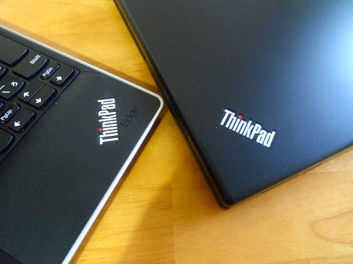 Thinkpad X100eとEdge 11""