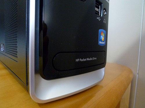 HPポケットメディアドライブ
