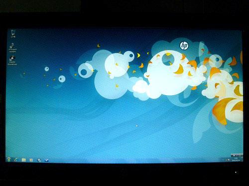 デスクトップ画面