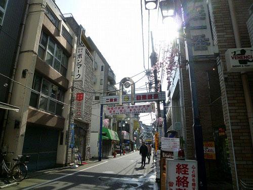 目黒銀座二番街