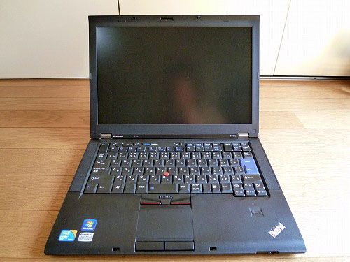 T410s正面