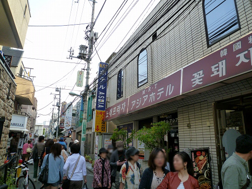 アジアホテル