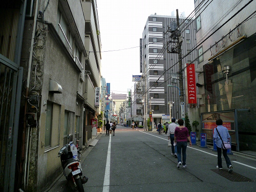 歌舞伎町方面