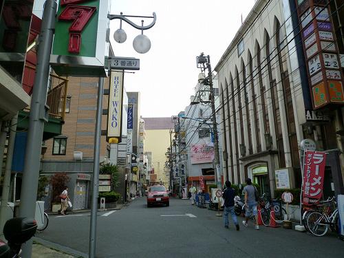 歌舞伎町3番通り