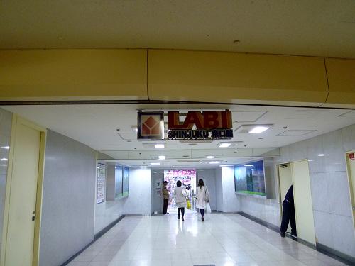 LABI新宿店