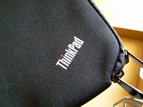 Thinkpadのロゴ