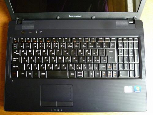 G560eキーボード