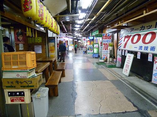 浅草地下道
