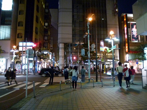 吉祥寺の街
