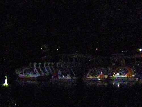アヒルのボート