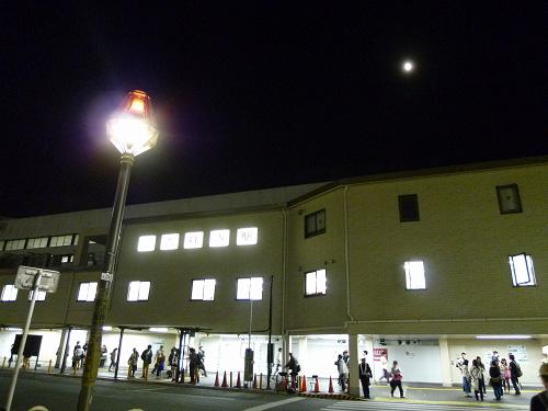 夜の吉祥寺