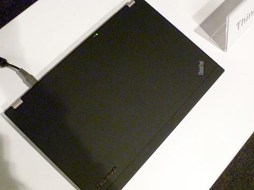X220の天板