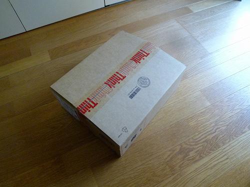 Thinkpad の箱