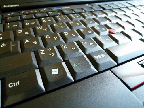 T420sのキーボード