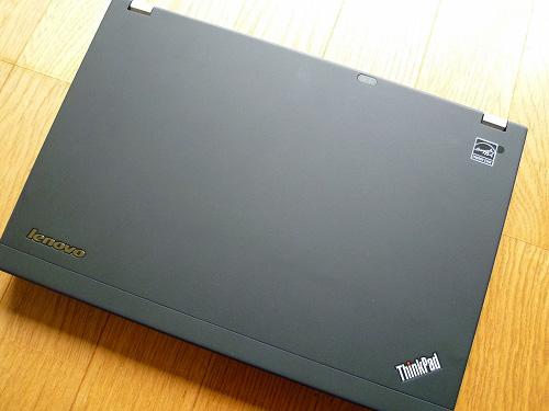 X220のトップパネル