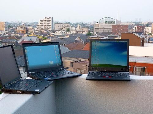 ThinkPad色々