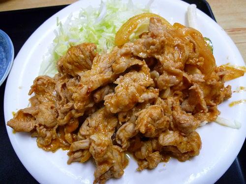 豚肉キムチ